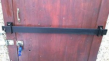 Les barres de sécurité pour les portes et les volets